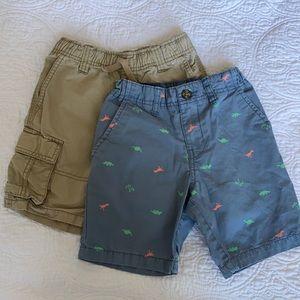 Boys Shorts Bundle - size 5